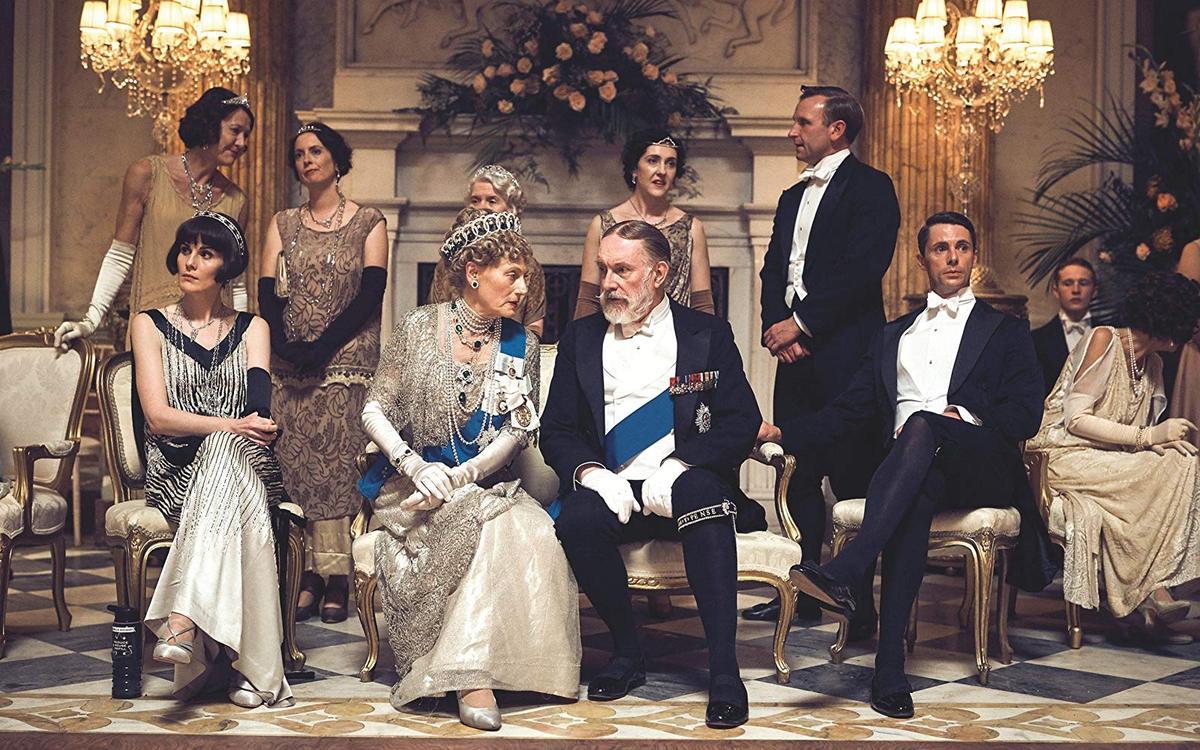 Downton Abbey é estreia nos cinemas. Foto: Divulgação.