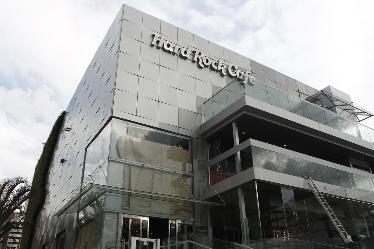 Hard Rock Cafe. Foto: Gazeta do Povo