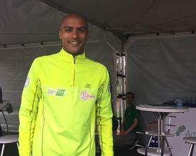 Melhor brasileiro na Maratona de Curitiba é motorista e treina nas ruas de São Paulo