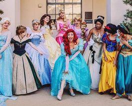Curitiba vai ter festa à fantasia temática princesas da Disney