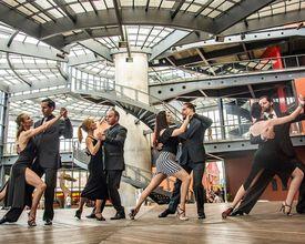 Congresso de Tango acontece pela primeira vez em Curitiba