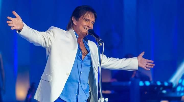Hoje em Curitiba: Roberto Carlos é o artista que mais  vendeu ingressos em 2017