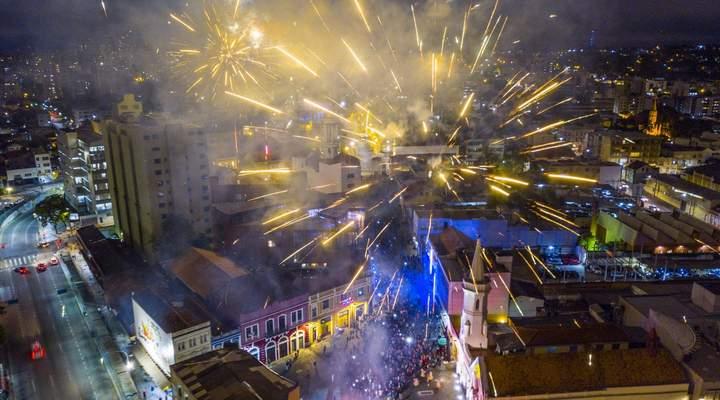 Auto de Natal transforma Centro Histórico em ópera a céu aberto