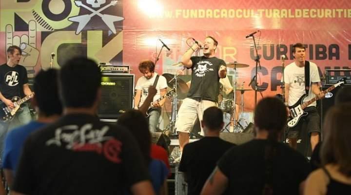 Curitiba Rock Carnival vai ter show gratuito da Relespública