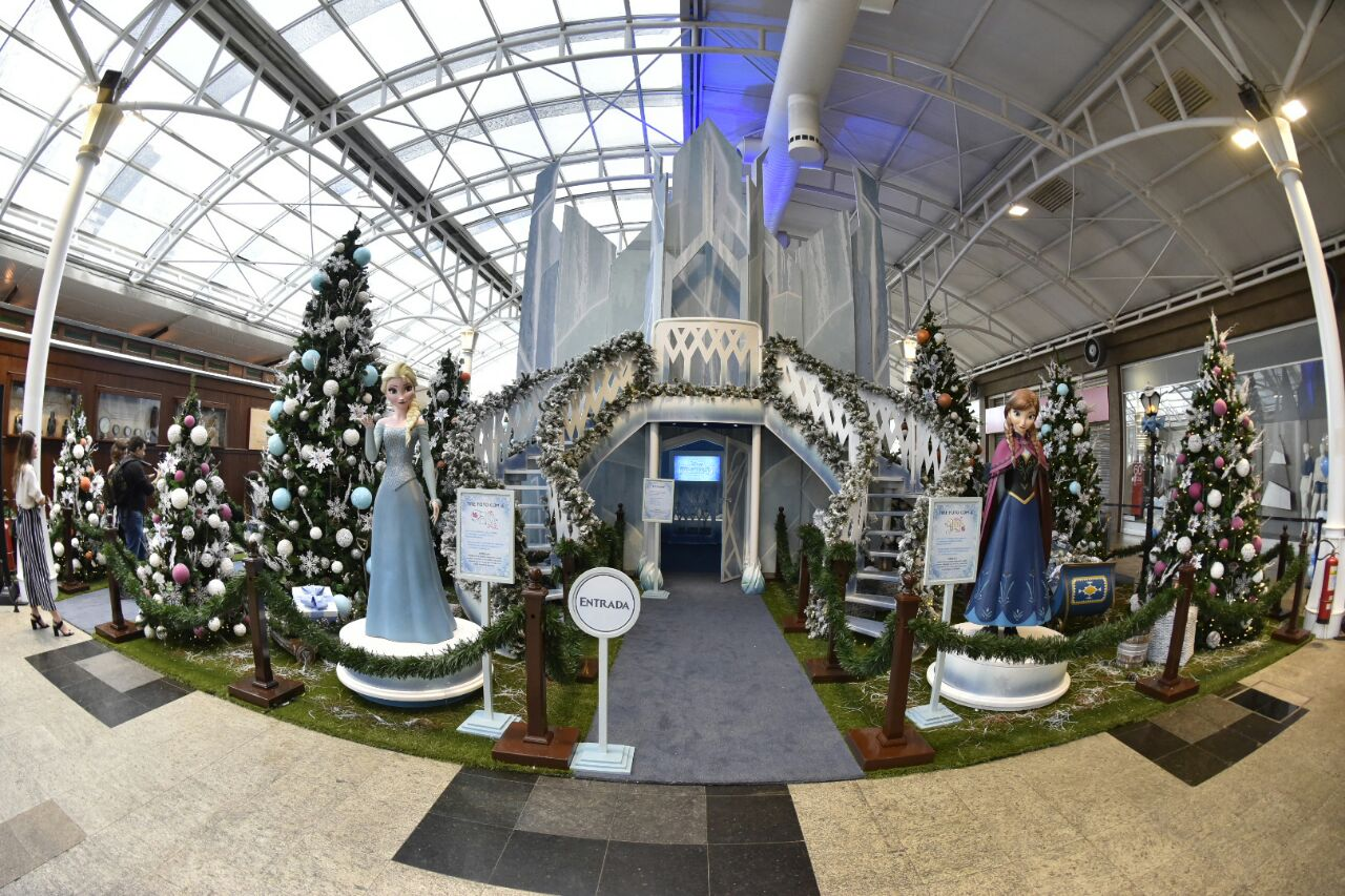 Papai Noel chega em dois shoppings da Baixada Santista neste domingo