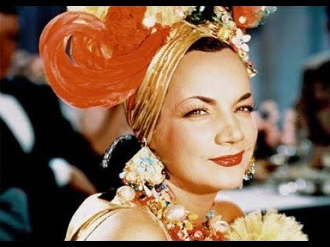 Carmen Miranda Banana is my Business festival remaster