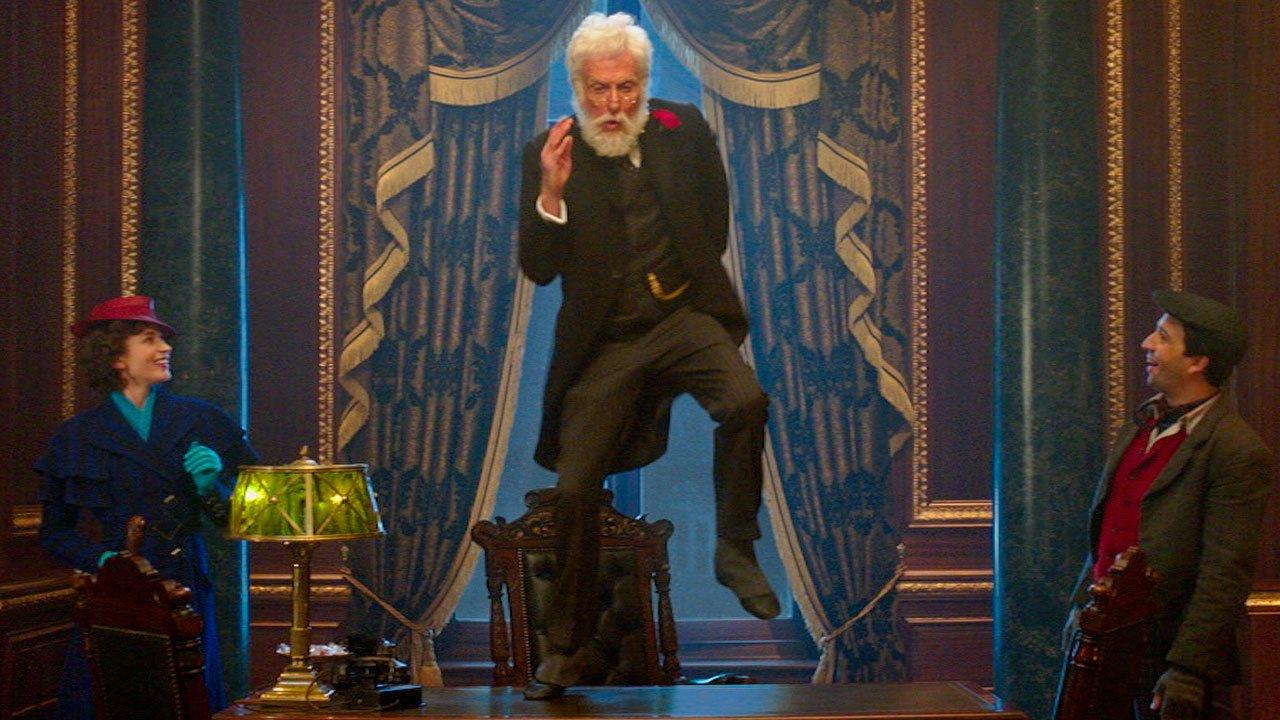 O ator de 93 anos Dick Van Dyke também atua no filme O Retorno de Mary Poppins