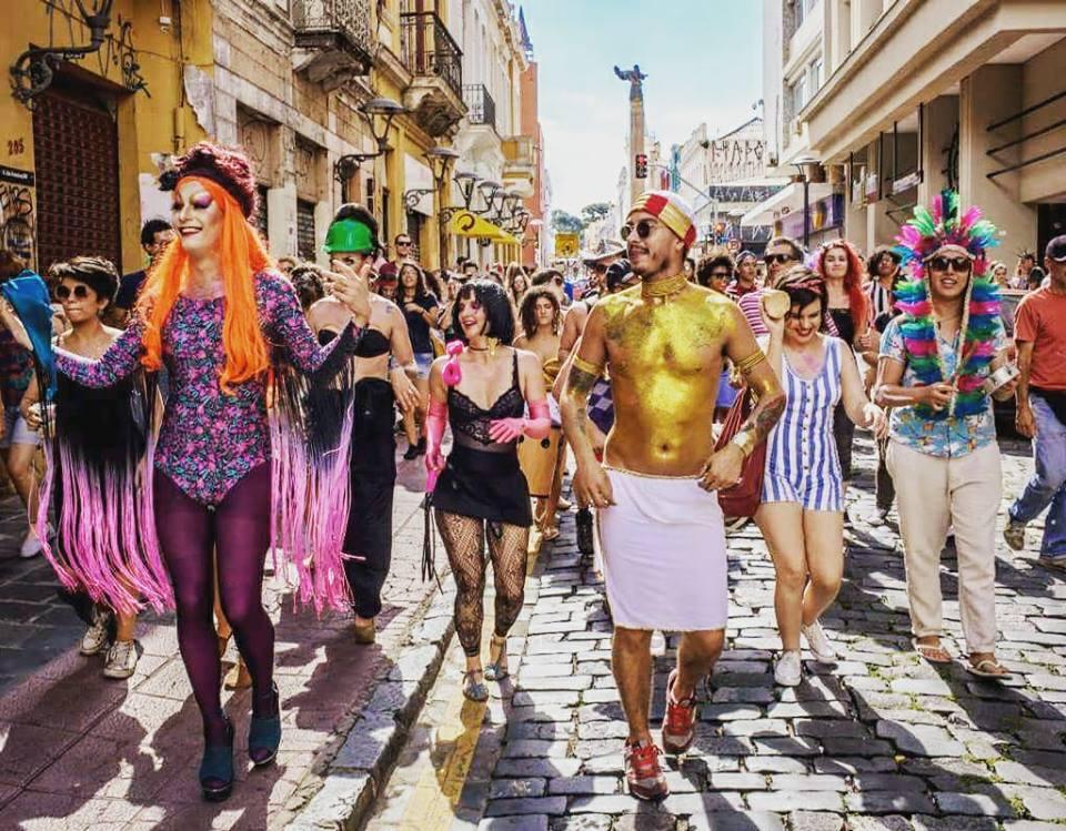 Bloco Brasilidades tem dois ensaios abertos antes do grito oficial pré-carnaval. Foto: Reprodução/Facebook