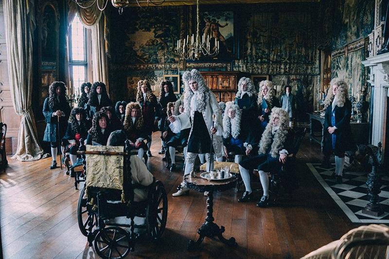 Filme retrata corte britânica do início do século 18.