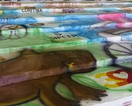 Festa de aniversário de Curitiba terá bolo de 600 quilos