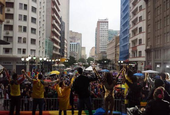Marcha pela Diversidade acontece em Curitiba neste fim de semana