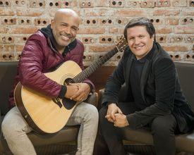 Rick e Giovani, a nova dupla de veteranos do sertanejo, faz show em Curitiba neste dia 7