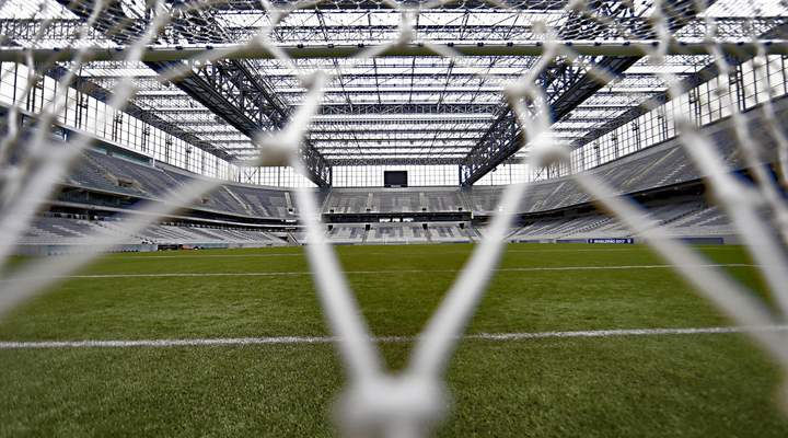 916ff94433 Arena da Baixada terá telão gigante e shows nos jogos do Brasil na Copa 2018