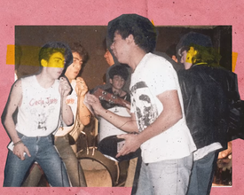 Documentário conta a história do rock de Curitiba