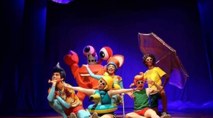 Espetáculos de teatro para levar as crianças nas férias