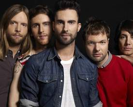Metade dos ingressos do Maroon 5 em Curitiba foram vendidos