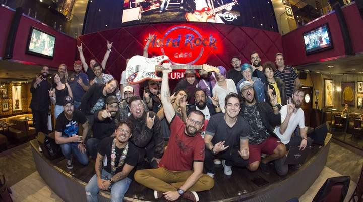Final de semana tem final da Battle of the Bands, Gastronomix e estreia de Shazam!