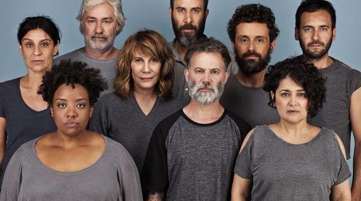 Renata Sorrah vem a Curitiba com a peça Krum