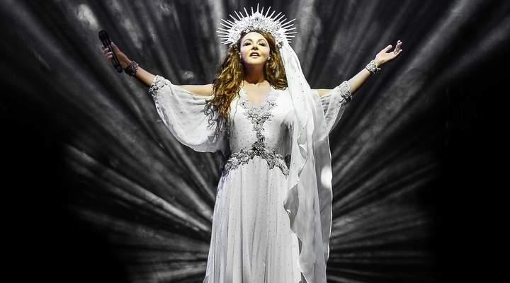 Sarah Brightman volta a Curitiba em dezembro com show mais teatral