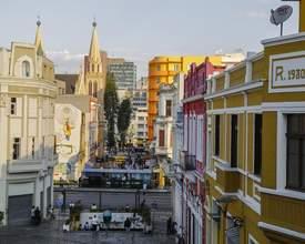 Alô turista: saiba como aproveitar Curitiba em 48 horas