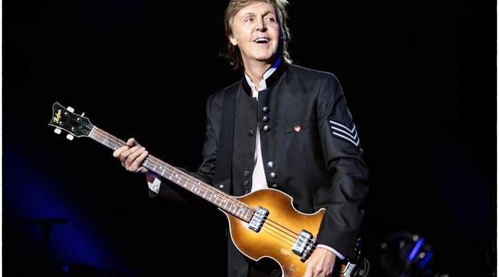 Começa venda de ingressos para ver Paul McCartney em Curitiba; veja como comprar