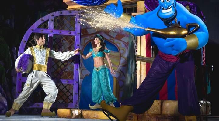 Espetáculo da Disney vem a Curitiba pela primeira vez