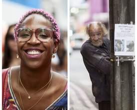 Fotógrafo lança livro com as caras de Curitiba