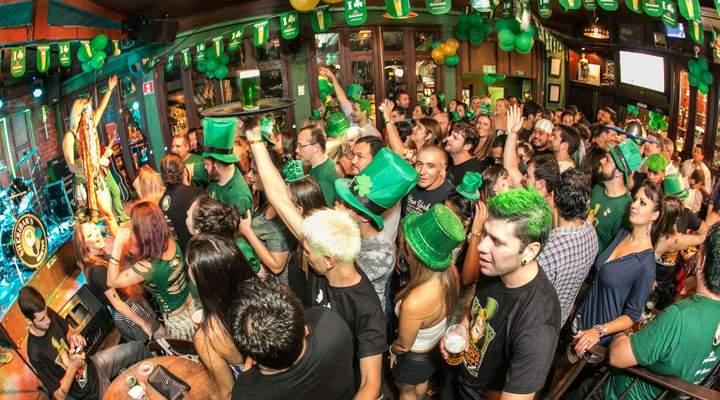 St. Patrick's Day: bares de Curitiba fazem festas e promoções