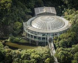 Show gratuito na Ópera de Arame inicia as comemorações do aniversário de Curitiba