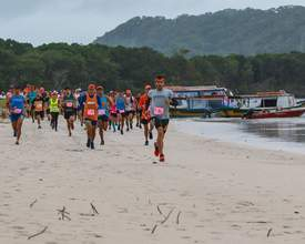 Corrida na Ilha do Mel é destaque para quem quer curtir paisagens paradisíacas
