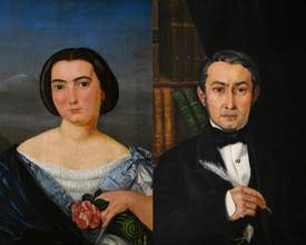 Museu recebe exposição em homenagem a pintora precursora das artes no estado