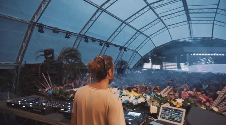 Warung Day Festival teve 12 horas de música eletrônica ao vivo