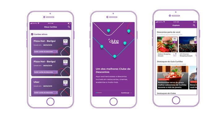 Novo aplicativo do Clube Gazeta do Povo mostra descontos perto de você