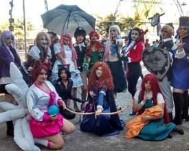Orgulho nerd! Shinobi Spirit reuniu 15 mil geeks e cosplay em Curitiba. Confira fotos