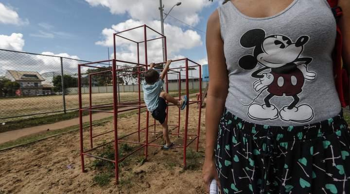 Você sabia que Curitiba tem uma praça chamada Walt Disney?