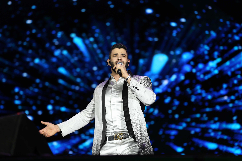 """Gusttavo Lima tem músicas de sucesso na carreira, como """"Homem de Família"""" e """"Fui Fiel"""". Foto: Divulgação"""
