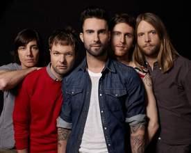 Esperado em Curitiba, Maroon 5 lança nova música. Ouça