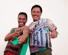 É o Tchan e Molejo anunciam turnê em conjunto