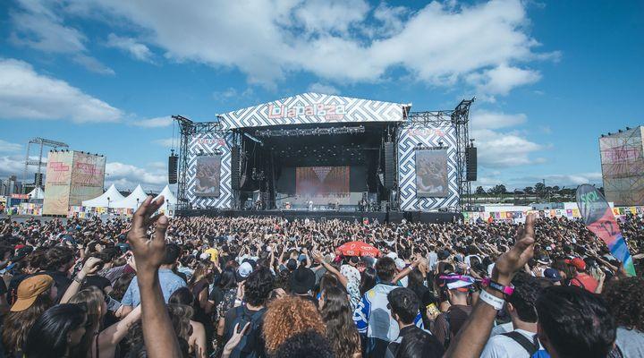 Lollapalooza Brasil divulga programação completa para a edição 2018