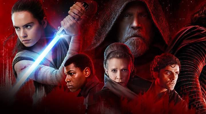 Corra! Ingressos para pré-estreia do Star Wars - Os Últimos Jedi estão quase esgotados