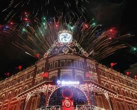 As principais atrações de Natal em Curitiba