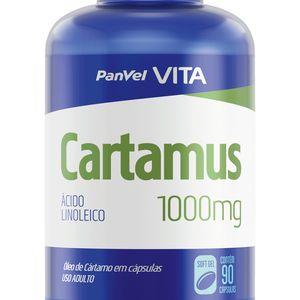 Cartamus 1000 Vita 90 Cápsulas | Panvel
