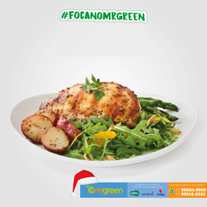 Cardápio 02 | Mr. Green Healthy Food