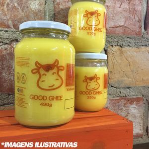 Manteiga Ghee 490g | Good Food Market
